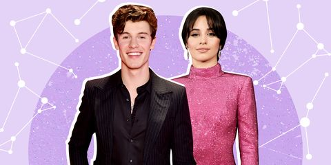 Shawn Mendes and Camila Cabello's Birth Charts - A Celebrity