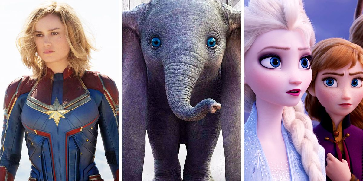 What Disney Films Are Being Released In 2019 New Disney