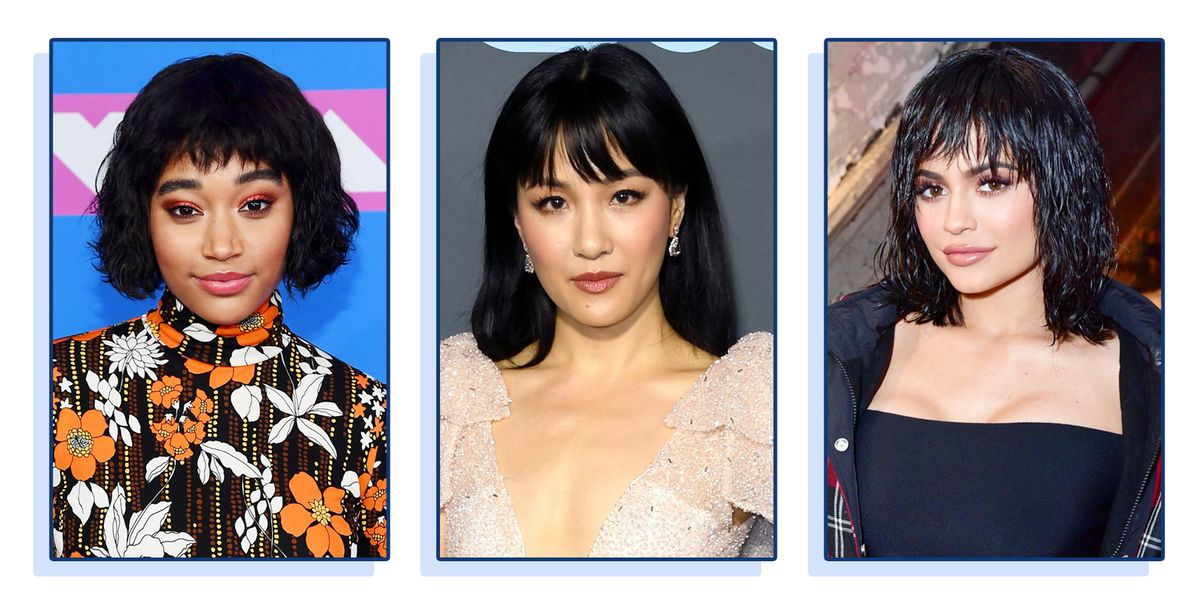 9 Cute Hairstyles With Bangs How To Style Bangs In 2018