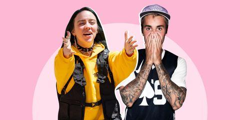 Will Billie Eilish And Justin Bieber Collab Billie Eilish Meets