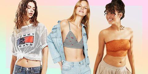 5f0cb57d96 How to Wear a Bralette - 7 Cute Bralette Outfits for Summer 2018