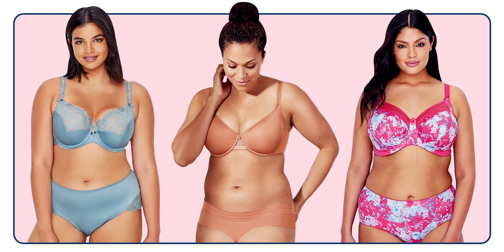 9 Cute Bras for Big Busts – Best Bras for Large Cup Sizes