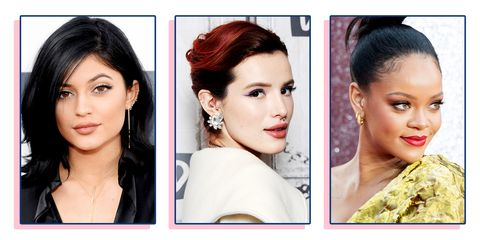 best celebrity piercings