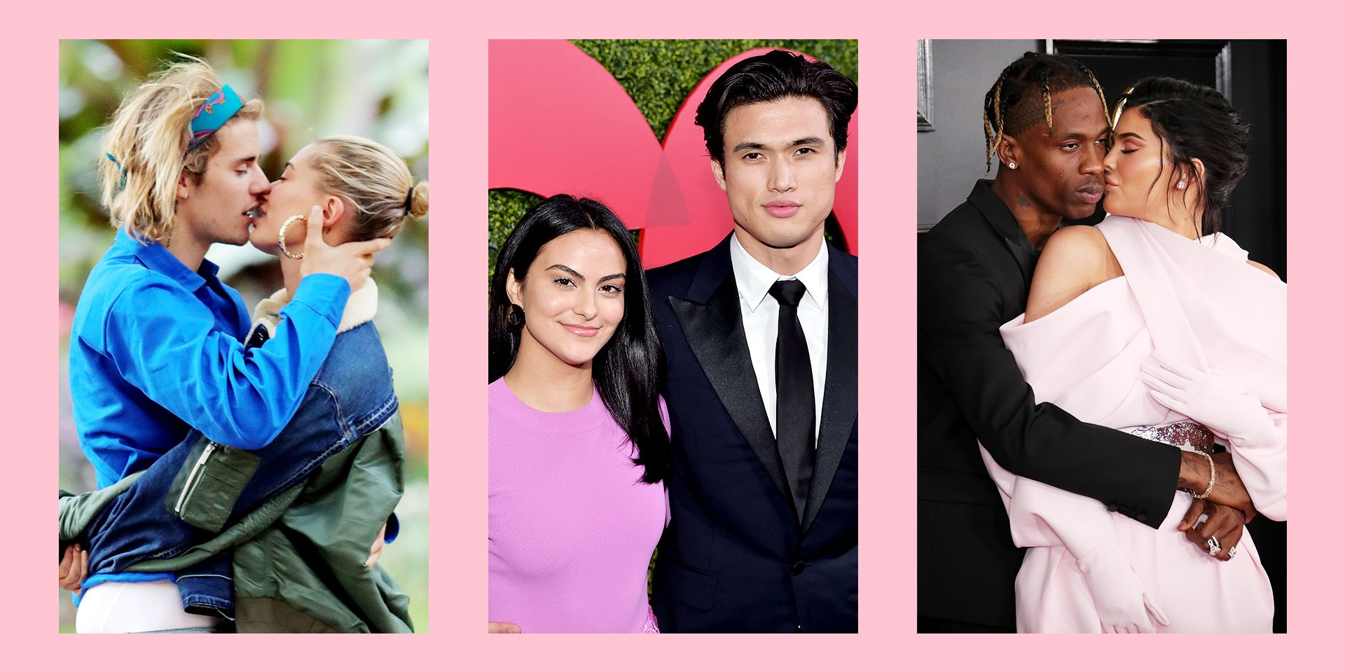 Here's How All of Your Favorite Celeb Couples Celebrated Valentine's Day