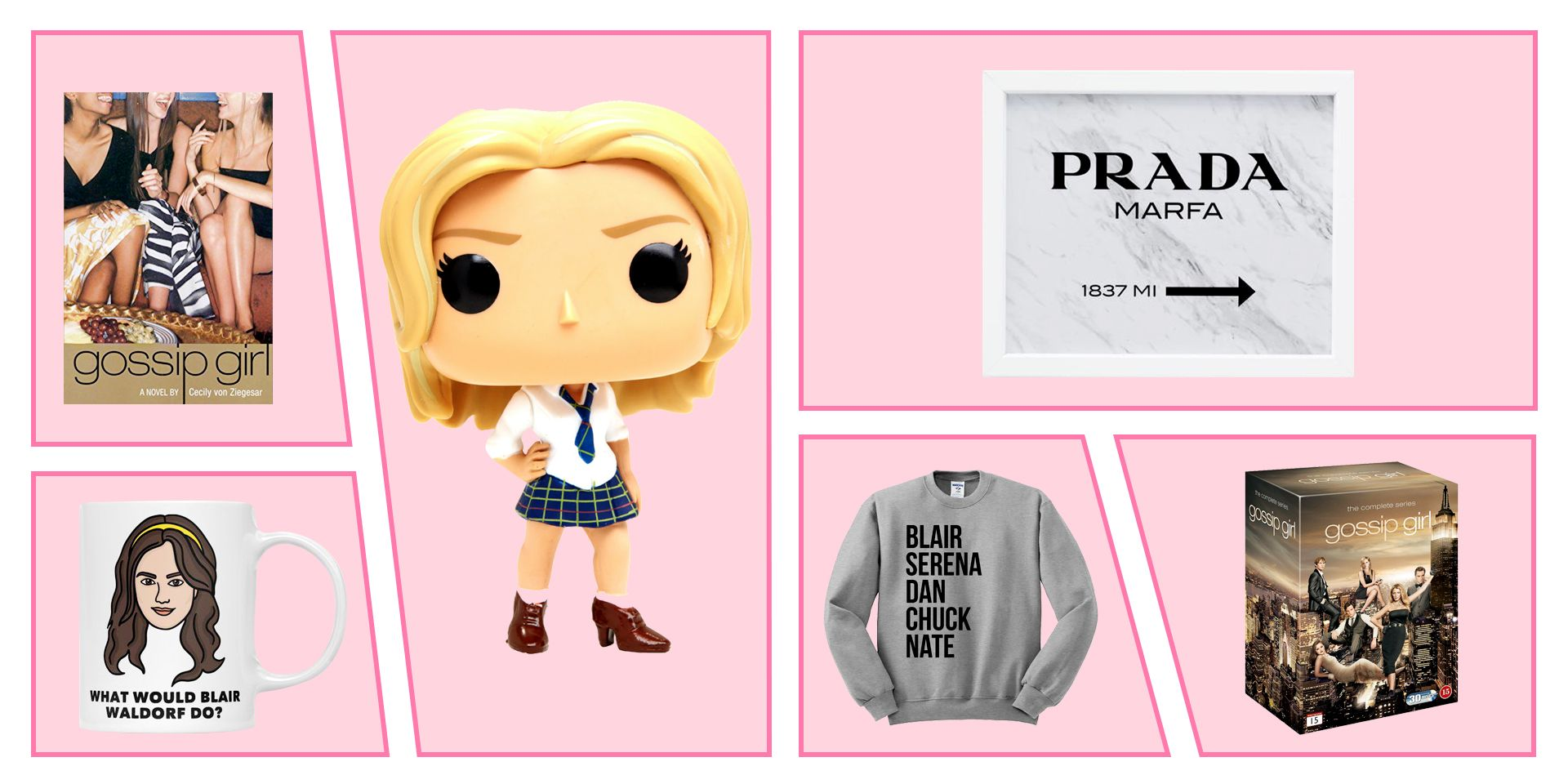 8 Cute Gossip Girl Gifts Every Fan Will