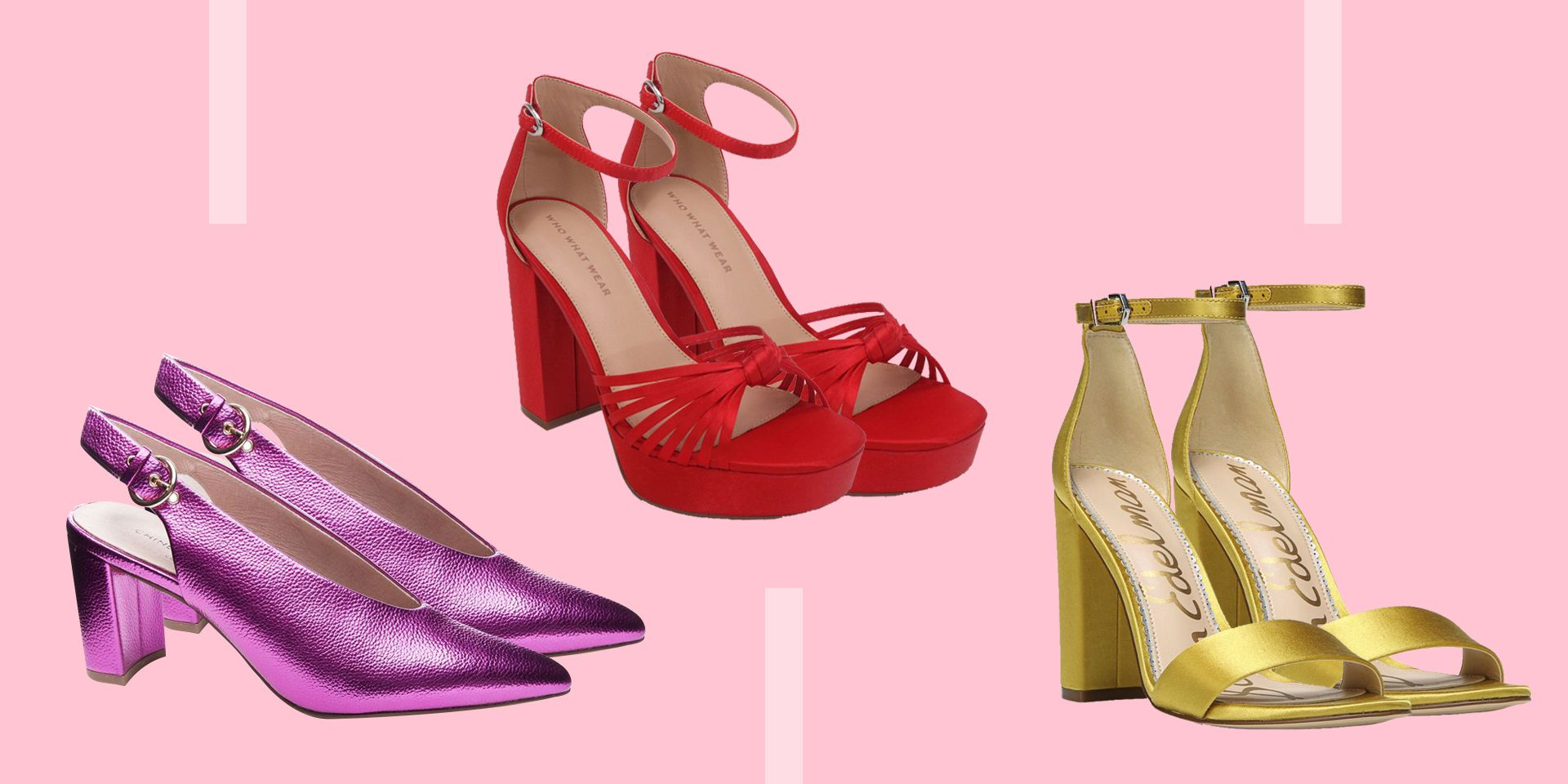 15 Sickest Heels That Are (Almost) As Comfortable as Sneakers