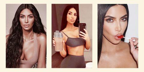 kim kardashian controversial instagram