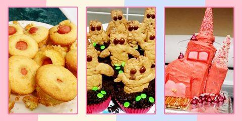 Food, Cuisine, Dish, Baking, Dessert, Junk food, Ingredient, Finger food, Snack, Bake sale,