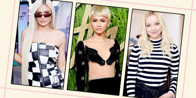 What To Know Before You Dye Your Hair Platinum Blonde Facts