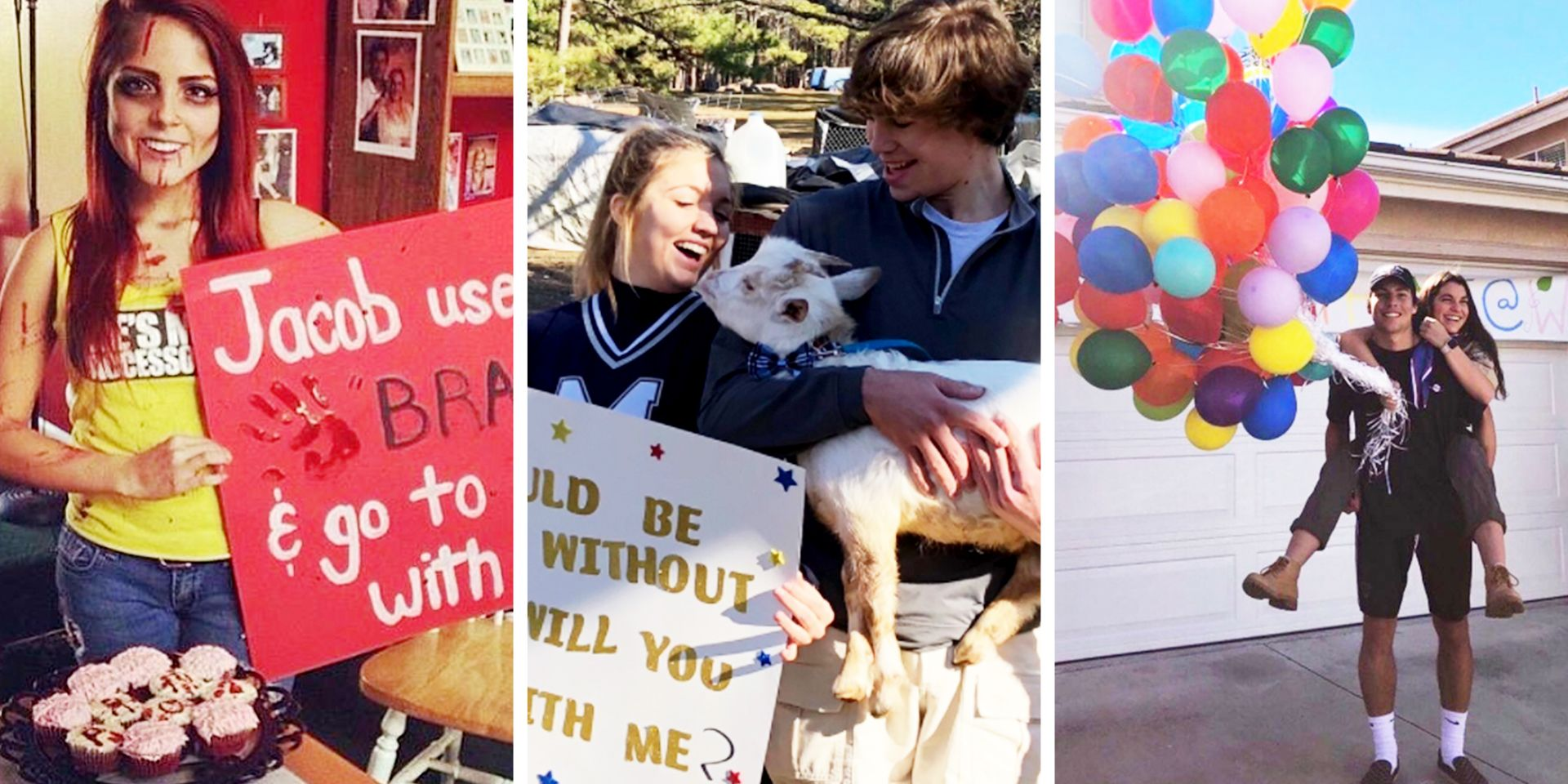 27 Best Promposals for Prom 2019 - Cutest Prom Proposal