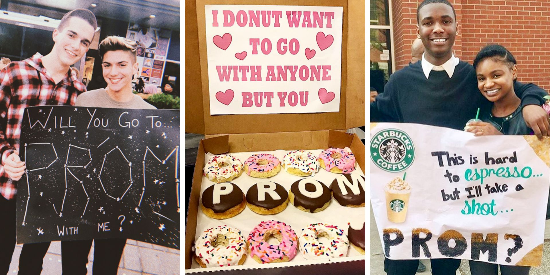 sc 1 st  Seventeen Magazine & 21 Adorable New Ways to Ask Someone to Prom - How to Ask a Girl to Prom