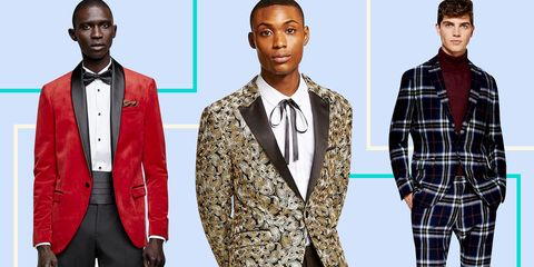 3aef9eb101a 16 Best Prom Tuxedo and Suit Styles of 2019 - Cool Prom Outfits for Guys