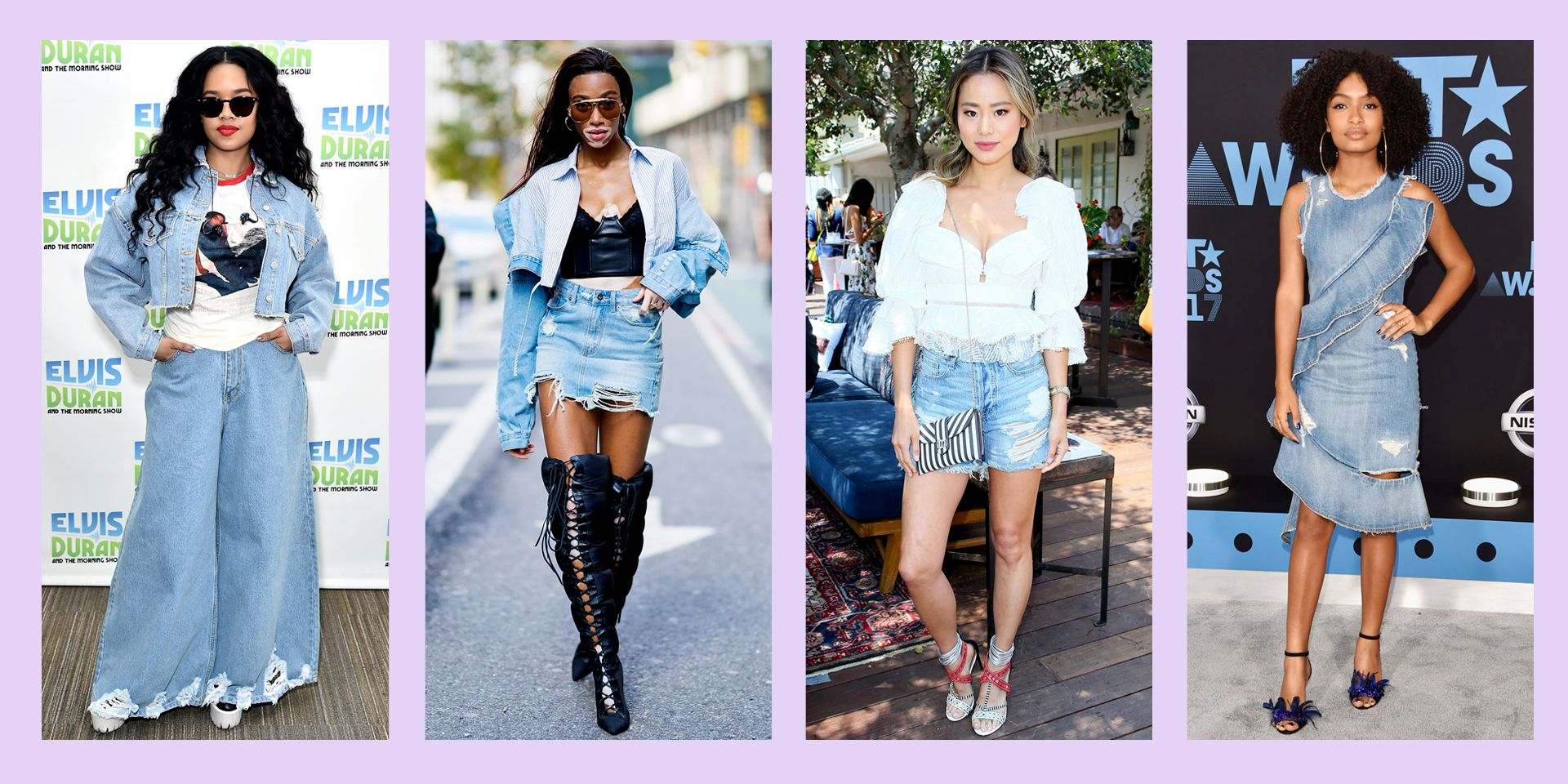 21 Ripped Jeans Outfits , How to Wear Ripped, Distressed Denim