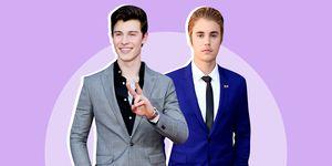 Justin Bieber Shawn Mendes