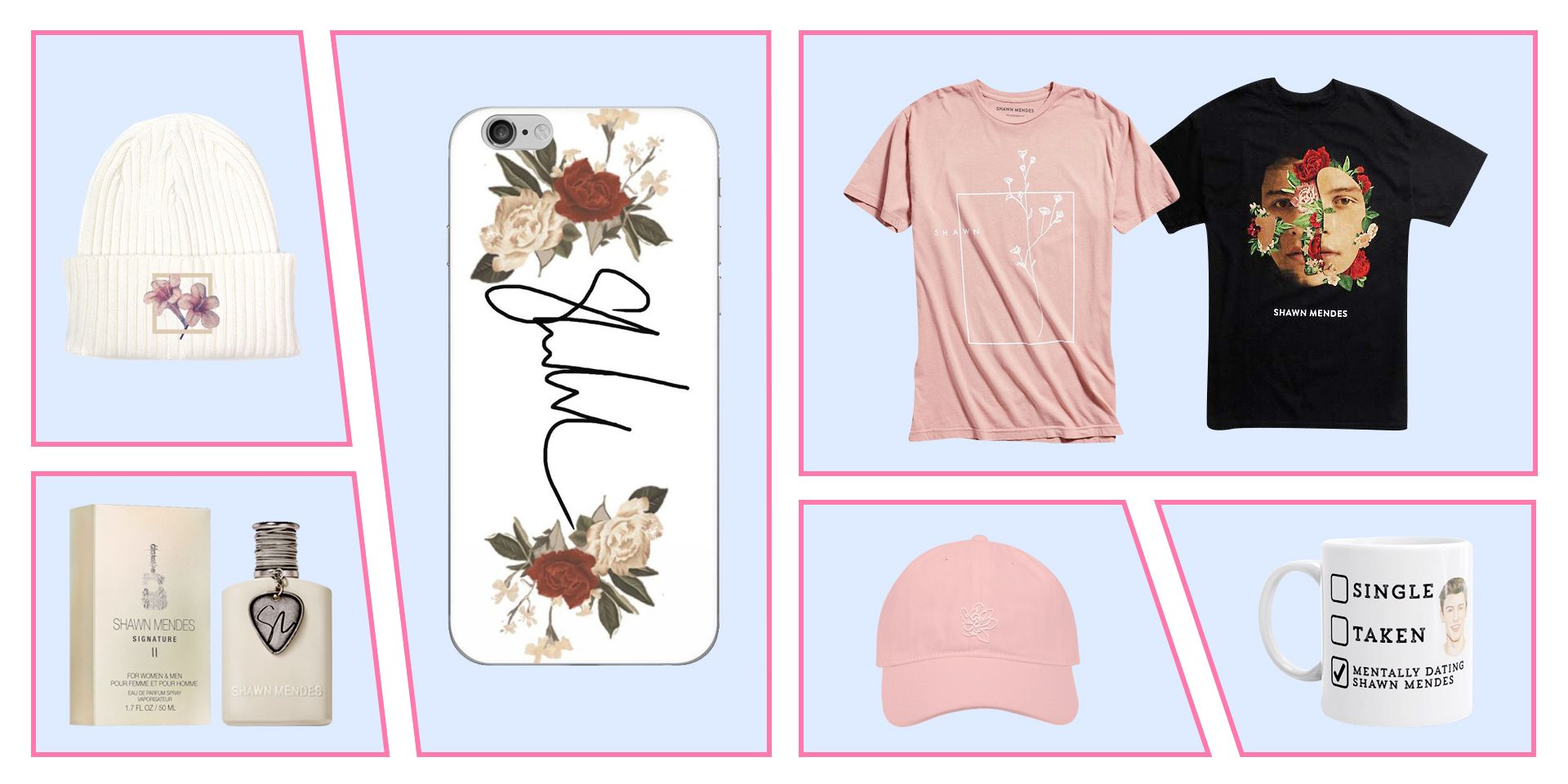 8a4a1f30c Shawn Mendes Merchandise - 16 Best Gifts for Shawn Mendes Fans