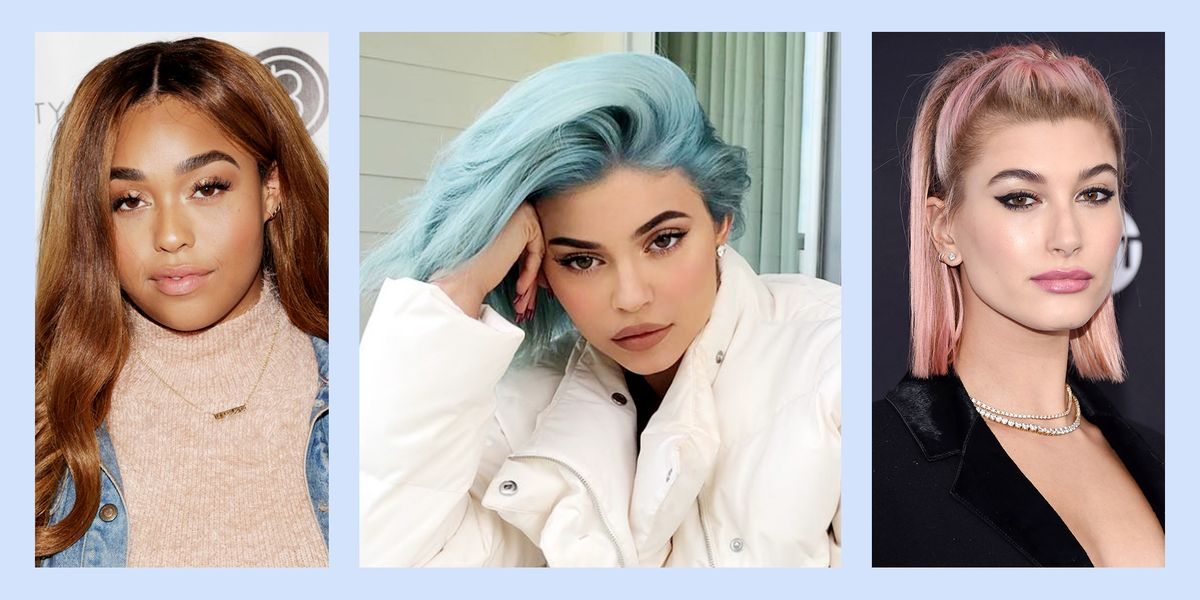 12 Hottest Spring Hair Colors 2019