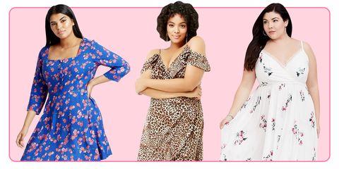 11 Plus Size Sundresses Short Plus Size Dresses For Summer 2020,Israelite Wedding Dresses