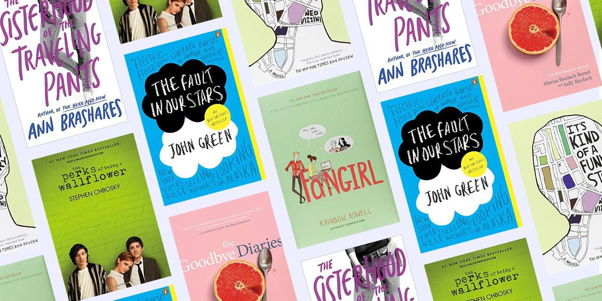 17 Best Books For Teens - Young Adult Books Every Girl -1636