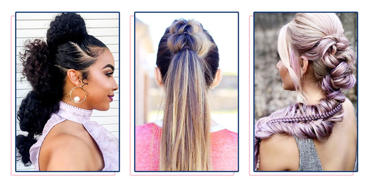 Prom Hairstyles 2019: 40 Best Prom Updos For 2019