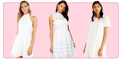 edd7c9372e5 Best White Graduation Dresses Under  100 That Will Make You Totally Stand  Out