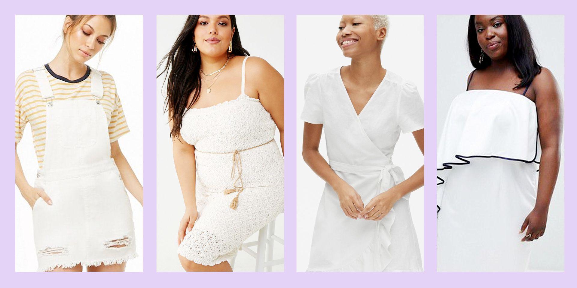 15 Best White Dresses for Summer
