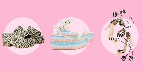 d008e077 19 Super Cute Woven Shoes You'll Want To Rock All Summer Long