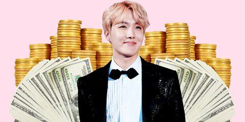 BTS Member Jung Hoseok Net Worth – How Much Is BTS JHope's