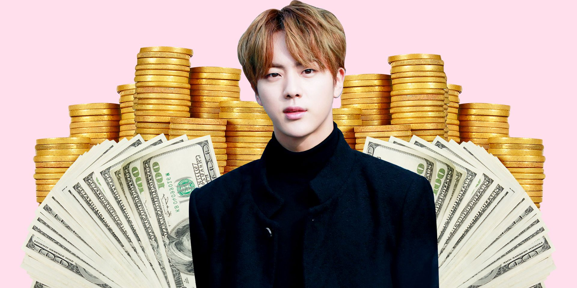 BTS Member Kim Seokjin's Net Worth – How Much Is BTS Jin Worth in ...