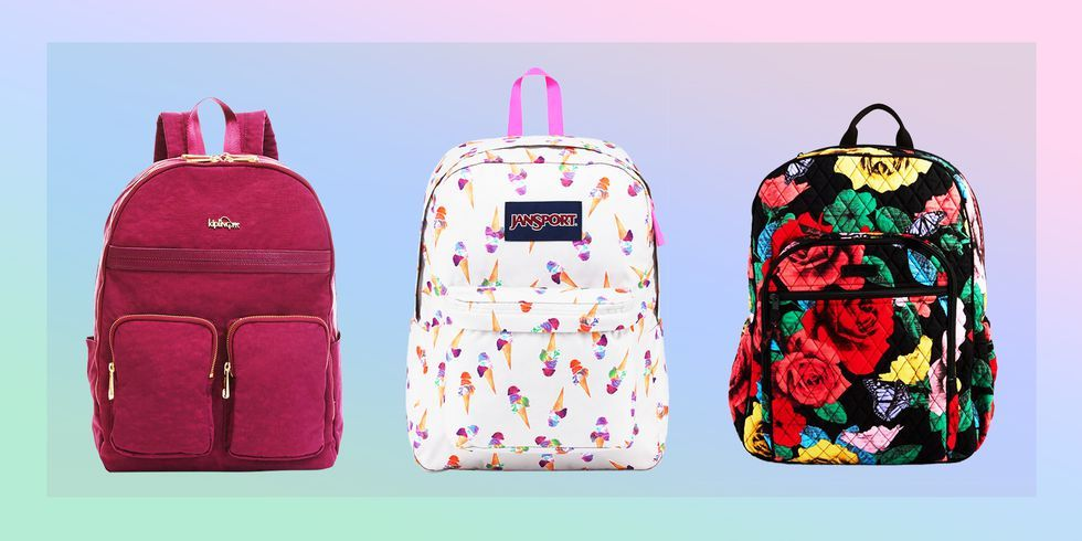 9feaf6818b96 29 Cute Backpacks For School 2018 - Best Cool and Trendy Book Bags