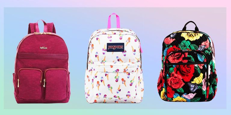 21 Cute Backpacks For School - Best Girls Book Bags for 2018