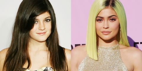 Hair, Face, Eyebrow, Hairstyle, Nose, Chin, Blond, Hair coloring, Lip, Long hair,