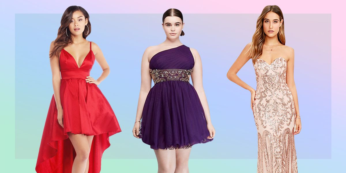 20 Best Cheap Prom Dresses 2018 Where To Buy Affordable Prom Dresses