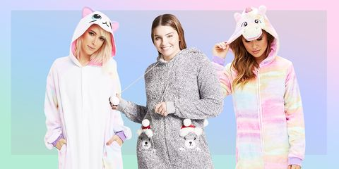 bc696fb5461a 10 Cute Onesie Pajamas for Teens and Adults - Best Onesies For Women