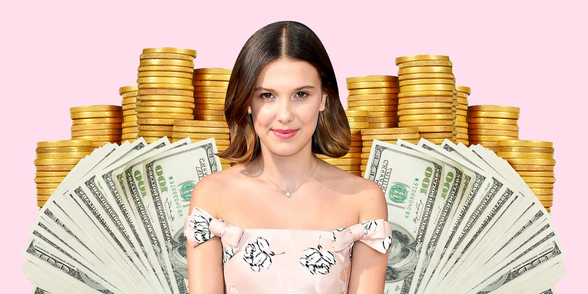 Image result for millie bobby brown net worth