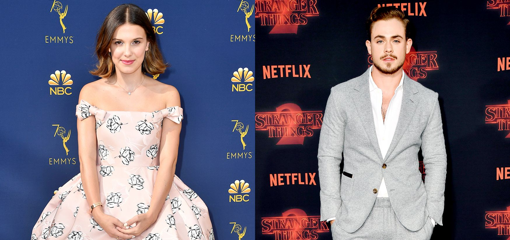 "Millie Bobby Brown Dedicated the Sweetest Post to Her ""Stranger Things"" Co-Star Dacre Montgomery"