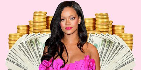 Rihanna net worth 2020