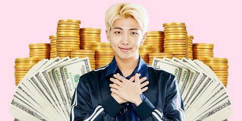Money, Cash, Currency, Saving, Job, White-collar worker, Businessperson, Money handling, Business, Employment,