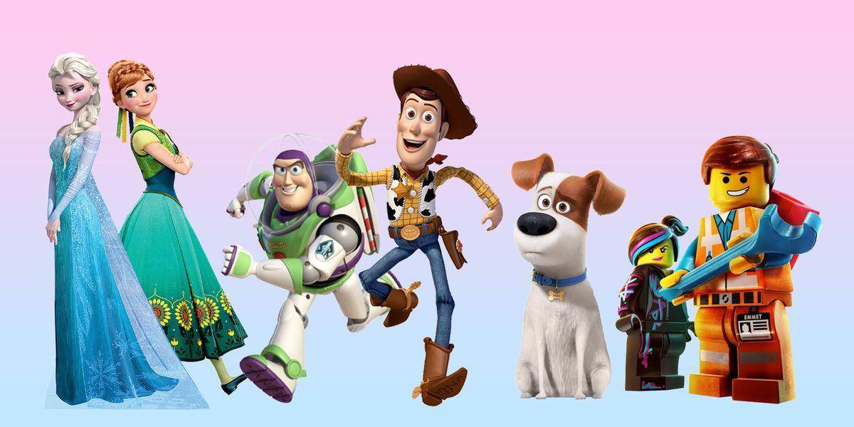 Animated Movies 2019