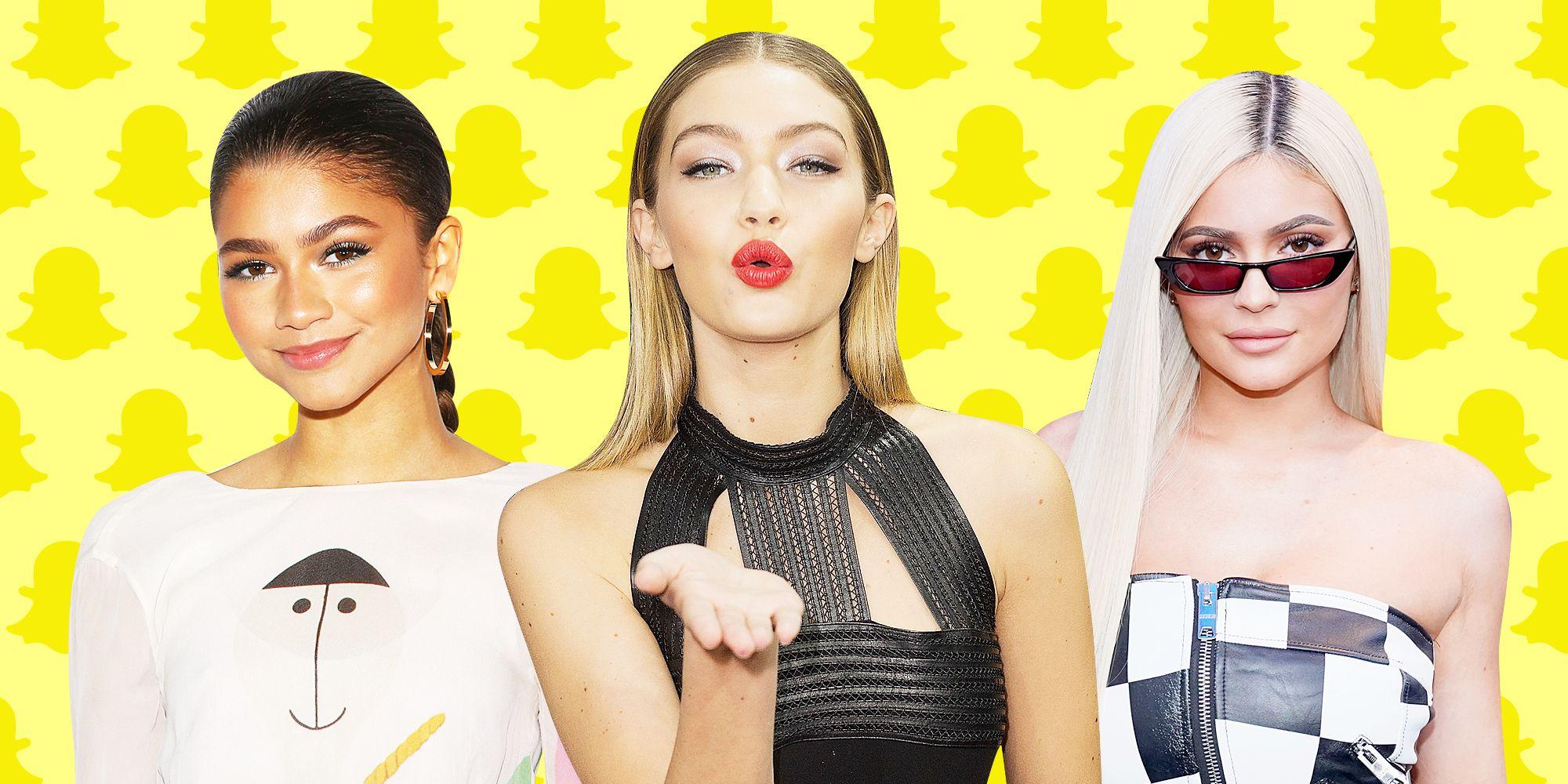 Hot guys on snapchat names