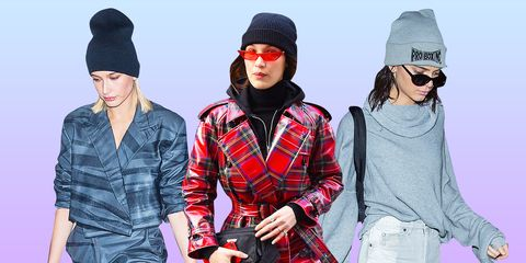 6c82f4580b9 10 Cutest Ways to Wear Your Beanie for Winter 2018 – How to Wear a ...