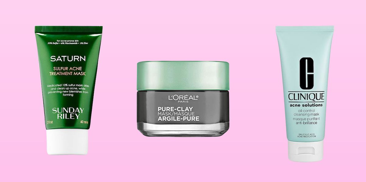 Your Face Clear That All Masks Acne-fighting 15 Breakouts Will