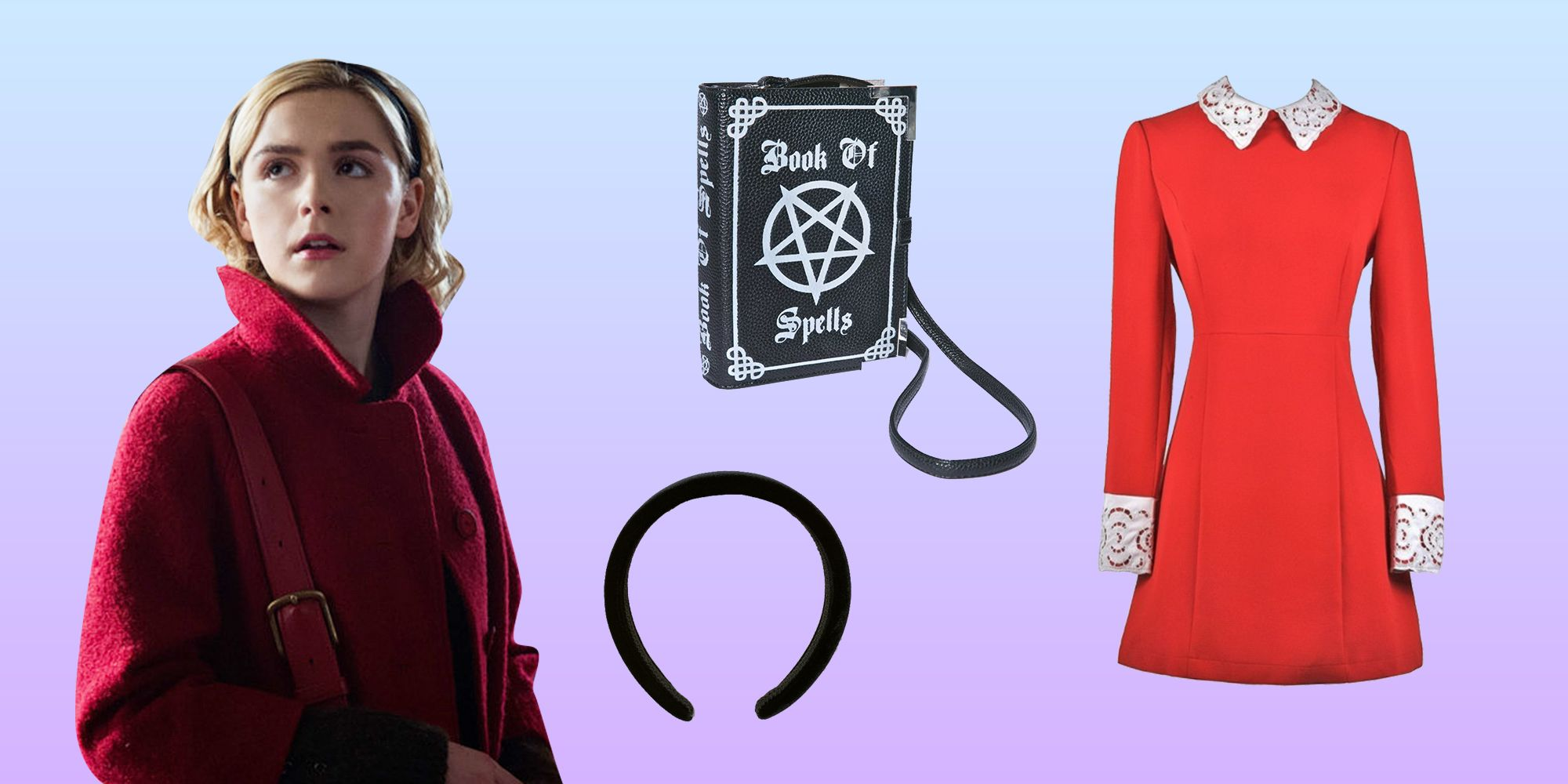 Chilling Adventures Of Sabrina Costumes Dress Like Spellman From Caos
