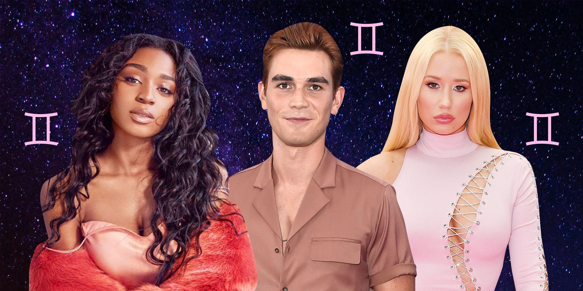 Gemini horoscope celebrities pictures