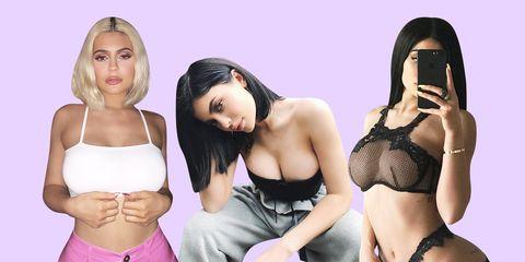 Kylie Jenner Boobs Instagram