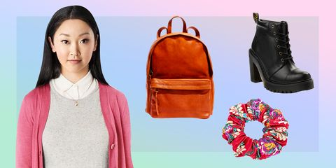 60def288f9f5 How to Get Lara Jean s Adorable Style from
