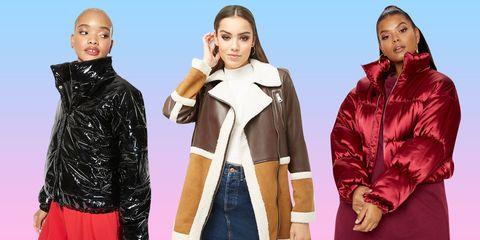 Clothing, Jacket, Outerwear, Leather, Fashion, Leather jacket, Fur, Overcoat, Coat, Textile,