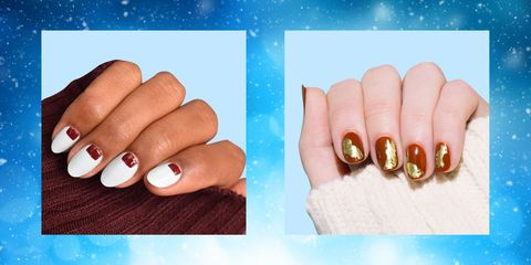 13 Winter Nail Designs Nail Art Designs Perfect For The Winter