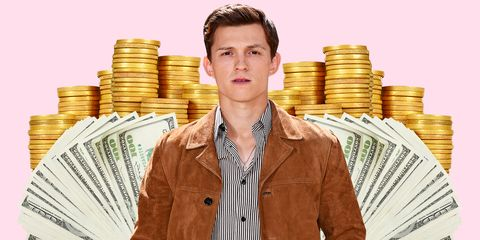 Tom Holland Net Worth - How Much Money Does Tom Holland Make?