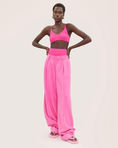 jacquemus colección pink navidad 2020