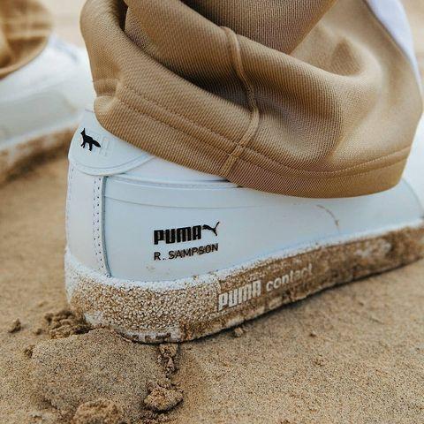2021上半年最強聯名!puma x maison kitsunÉ聯名球鞋細節一覽